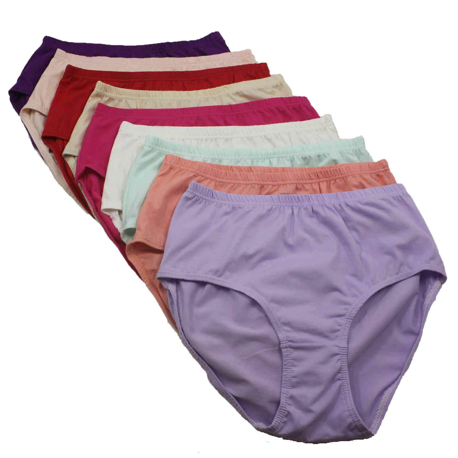 Calcinha alta cintura mm calças, buttos de algodão puro, cuecas femininas, confortáveis e perto de roupa interior