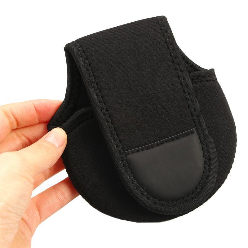Accessori per pesca Borsa per bobine Baitcasting Custodia protettiva per custodia protettiva in neoprene portatile per attrezzature per casting da esca