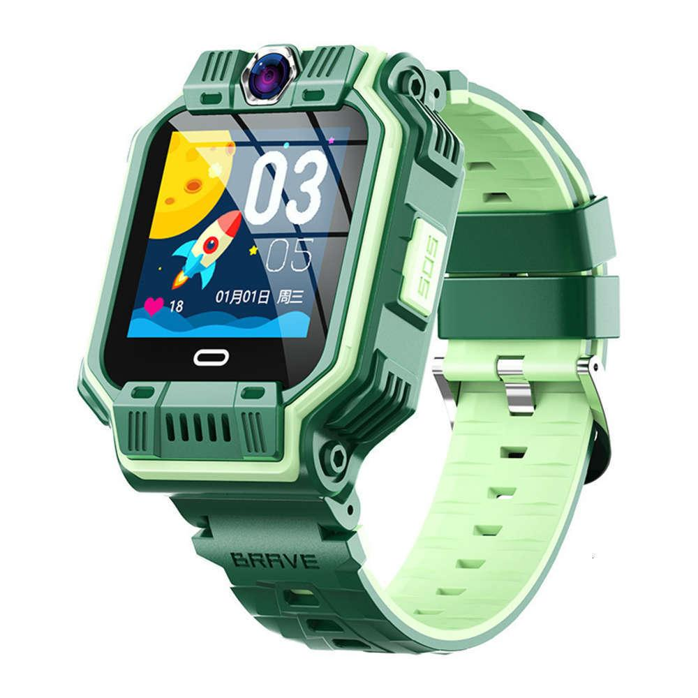 Relógios infantis Tiro FísicoWaterproof Y25 4G Todas as Network Inteligente Meninos e Meninas Assista Wifi Posicionamento Chamada