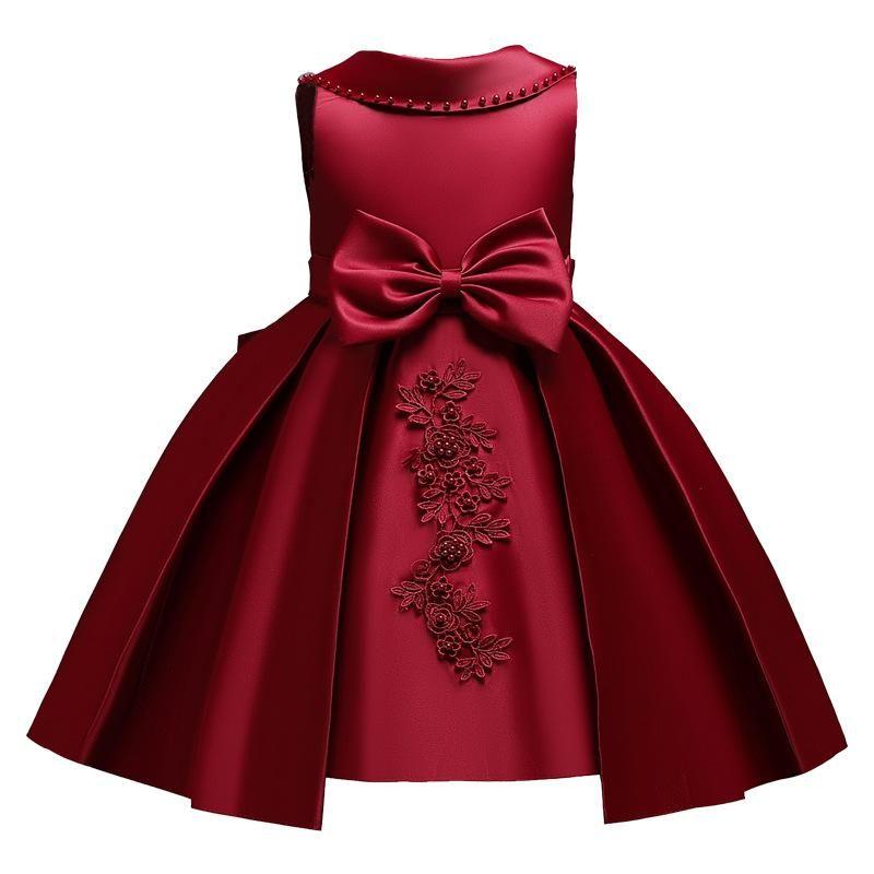 Kinder Kleid Prinzessin Kleider Mädchen Hochzeit Abendrock Show Klavier Tutu Mädchen Kleidung Mädchen