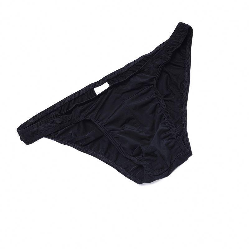 Undervence Wholesale Plus Size Unsichtbare Nylon Herren Herren Men's Slips Jockstrap Beutel unter Tragen Sexy Unterwäsche