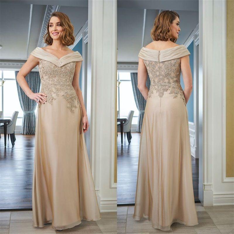 Elegante Mutter der Brautkleider Sleeveless Applikationen Spitze Meerjungfrau Mutter Kleid Gerade Satin Knielangen Hochzeit Gastkleid