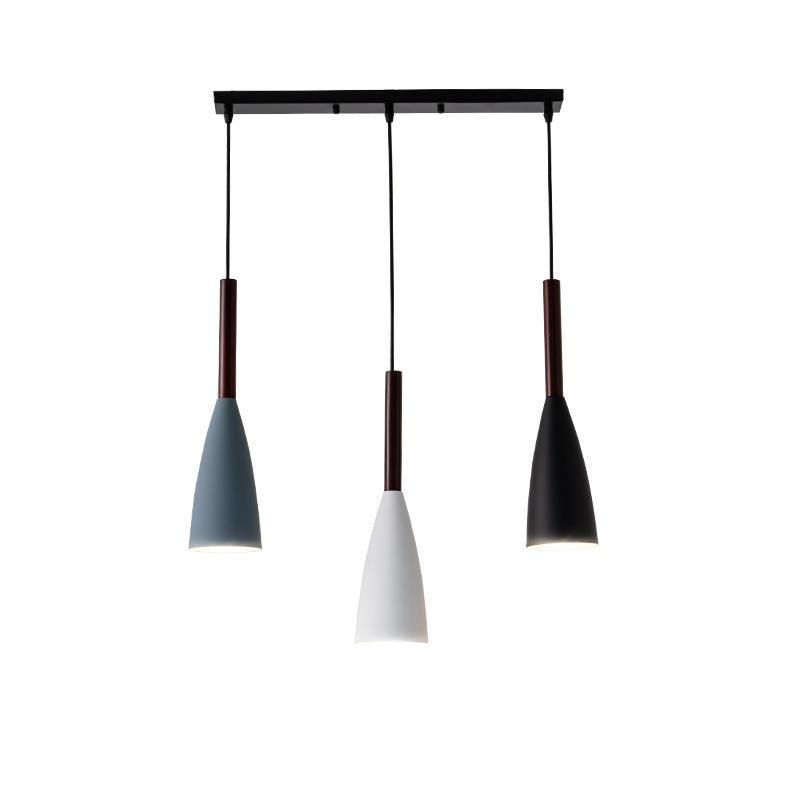 Kronleuchter Nordic Modern LED Eisen Kristall Hängende Lichter Leuchte Home Beleuchtung Wohnzimmer Ringlampe Wohnzimmer Schlafzimmer