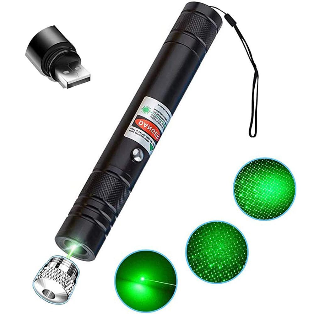 الصيد 532 نانومتر 4.5mw الأخضر البصر الليزر مؤشر الليزر عالية الجهاز قوي قابل للتعديل التركيز lazer الليزر القلم رئيس حرق مباراة x0524