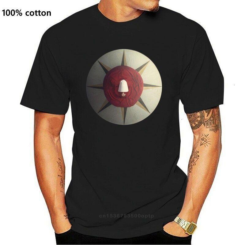 بنين مقدم اليدين t the handmaid tale t-shirt 100٪ القطن الجرافيك تي شيرت 4xl رجل قصيرة الأكمام tshirtchildren الملابس