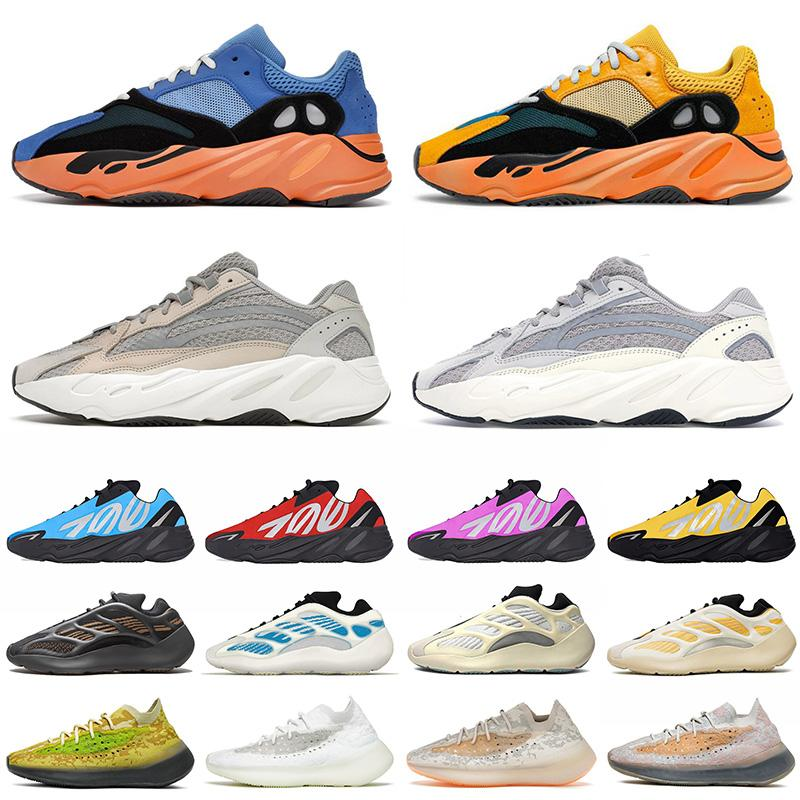 yeezy yezzy 700 v3 kanye west v2 380 alien hombres mujeres zapatos para correr azael mist hombres entrenadores deportivos zapatillas de deporte corredores