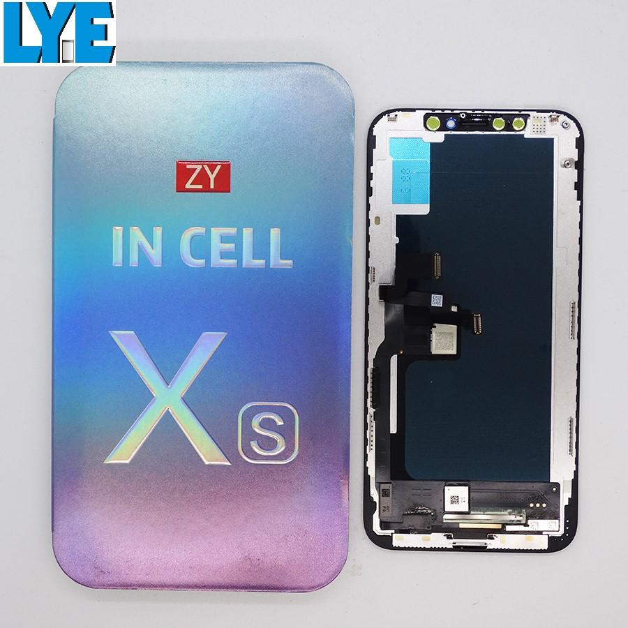 LCD Display For iPhone XS ZY Incell Screen Panels Digitizer Replacement