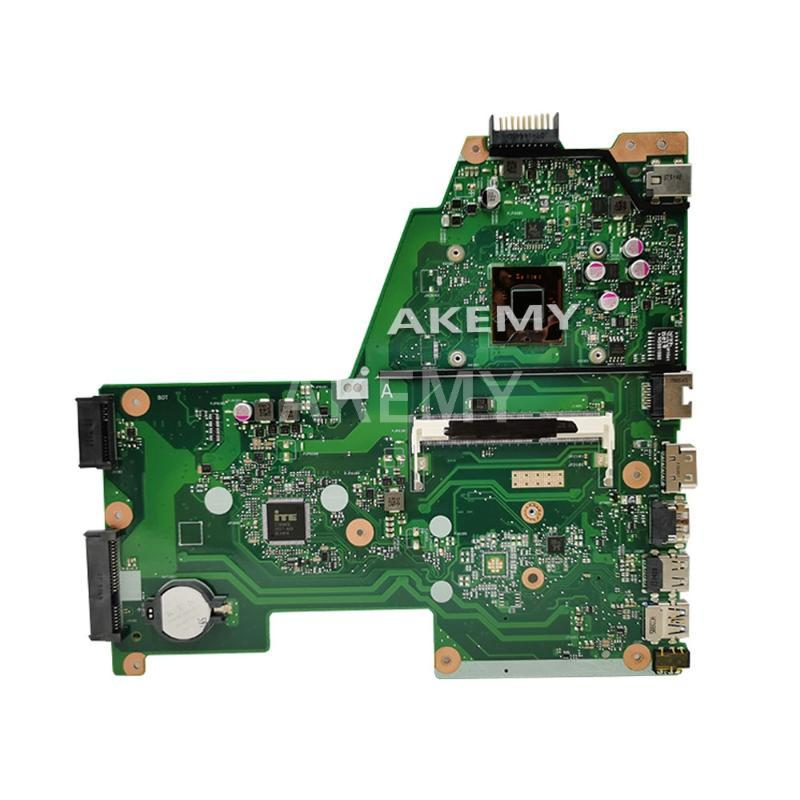 Motherboards X451MA Laptop Motherboard REV 2.1 For Asus F451M X451M Mainboard DDR3 100% Test N3520 CPU 4 Cores