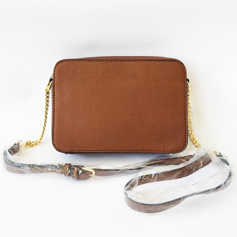 Borsa da borse da borse in pelle marrone di lusso a spalla Borsa da borse KQKL Designer Designer Borse da donna Borsa da donna Borsa da donna