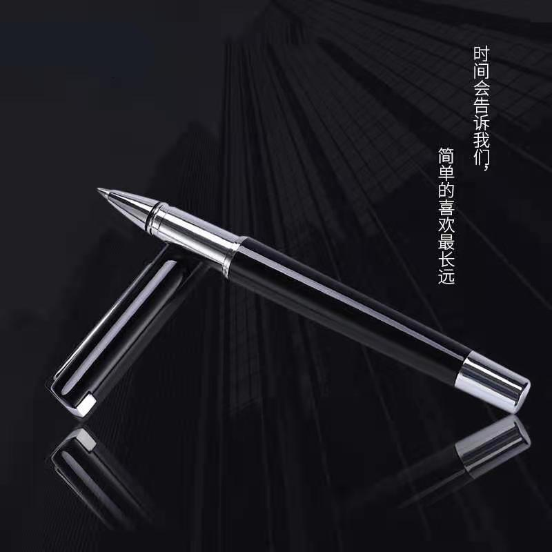 Ball Metal Neutral Pen Signature Business Office Commemorative Lettering Gift Private