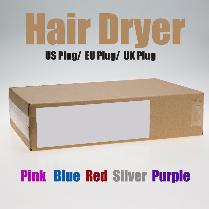 Gen3 3rd Generation No Fan Hair Dryer Professional Salon Tools Blow Dryers Heat Fast Speed Blower Hairdryer