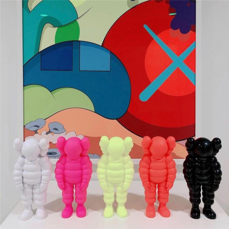 En Çok Satan 30 CM 1.5 KG Originalfakte K A W N Hangi Parti Chum PVC Companion Figür Orijinal Kutusu ile Action Figure Modeli Süslemeleri Hediye