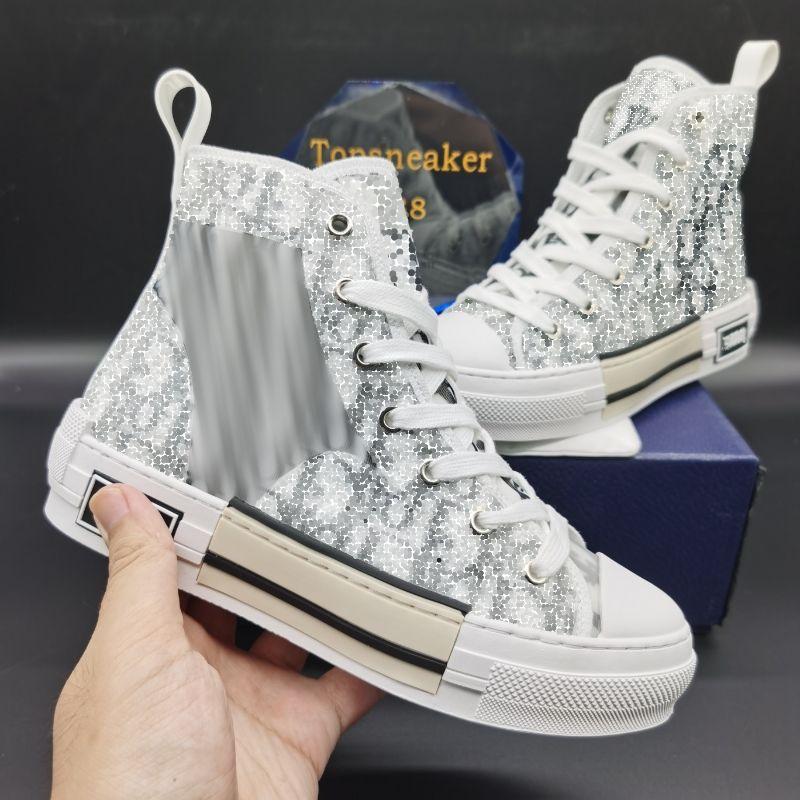 Classic Canvas Mens Scarpe Donne Casual Fashion Pelle Lace Up Design Sneakers