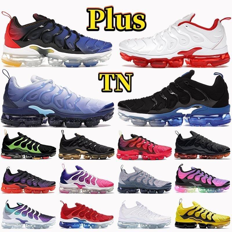 air max vapormax plus airmax vapors vapor TN plus scarpe da corsa a vapore tns scarpe da ginnastica da uomo outdoor Uomo Donna Sneakers sportive Taglia 13 Eur 36-47