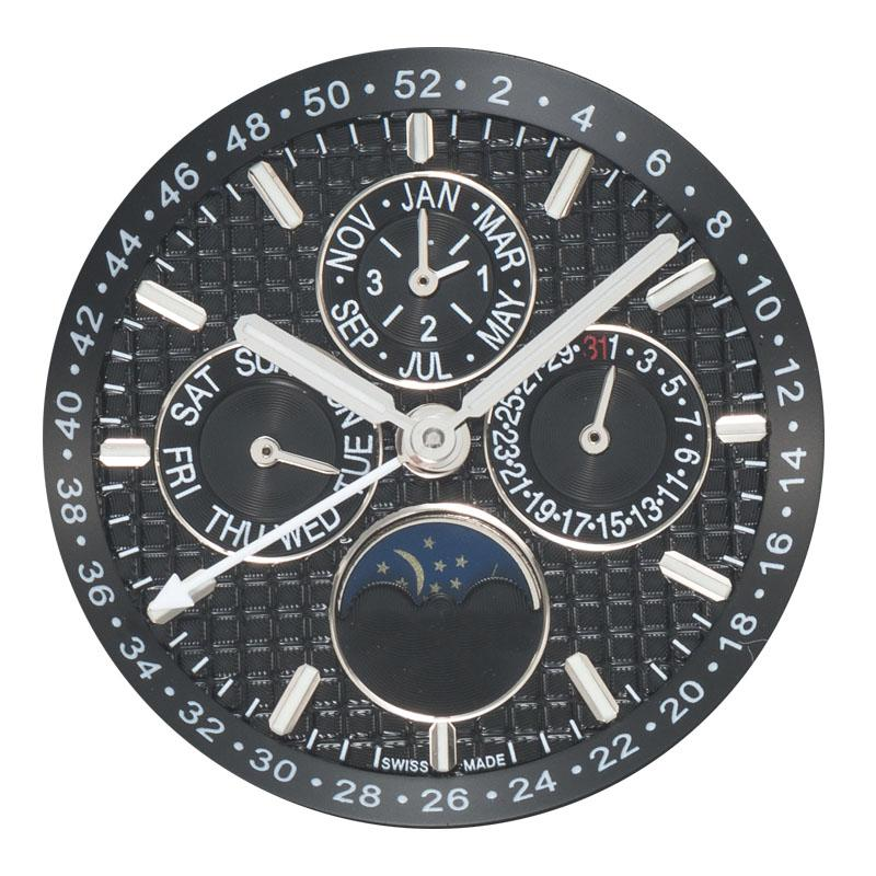 Orologio Montre de Luxe Mens 자동 Mechanica 무브먼트 블랙 시계 42mm 전체 스테인레스 스틸 사파이어 슈퍼 빛나는 5ATM 방수 손목 시계