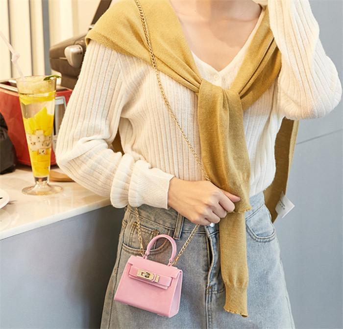 2021 تصاميم العلامة التجارية الفاخرة المرأة حقيبة يد الجملة الكلاسيكية الأزياء رسول الكتف زهرة القديم حمل حقيقي جلد محفظة S4