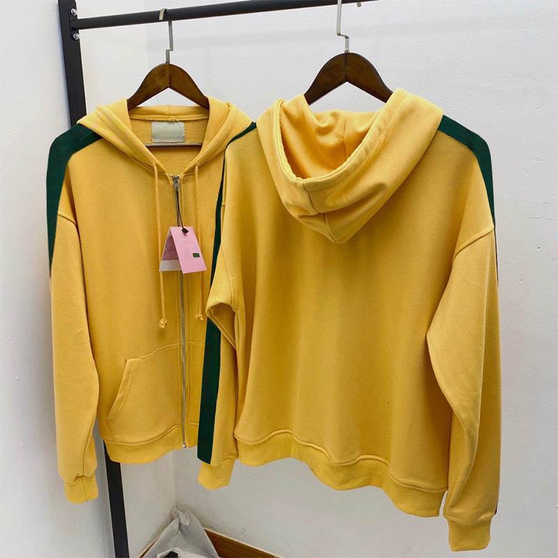 Unisex zipper jaqueta homens carteira cópia casaco rua hip hop estilo outdoor mulheres padrão geométrico outono primavera primavera loososed roupas moda