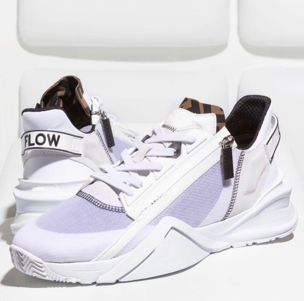 Erkekler Akış Mükemmel Sneakers Ayakkabı Konfor Casual erkek Spor Fermuar Kauçuk Hafif Kaykay Koşucu Taban Tech Kumaş Açık Antrenör Kutusu