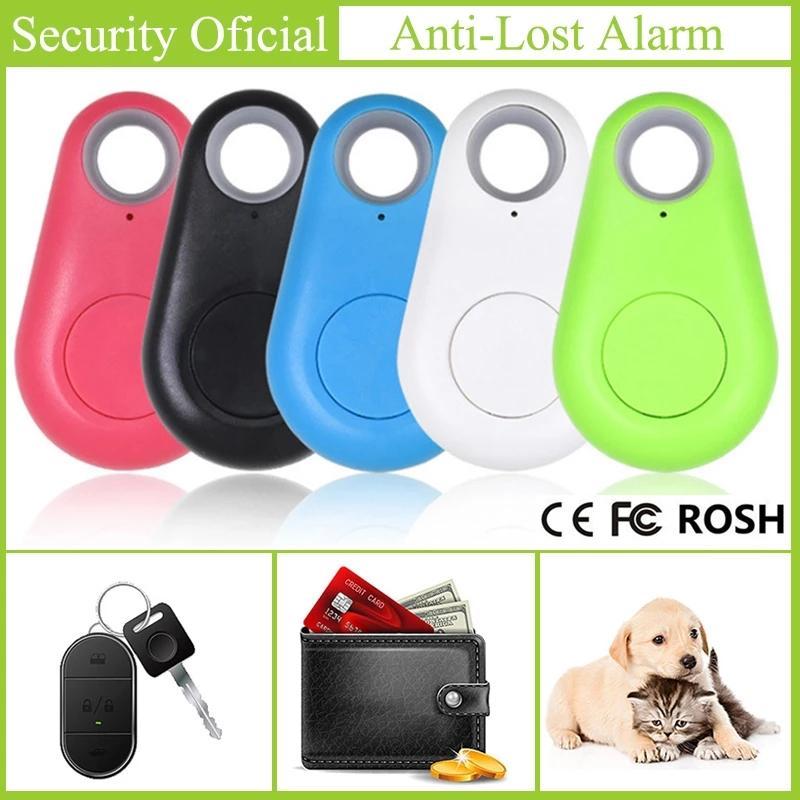 Wireless Bluetooth Tracker Child Wallet Key Keychain Finder Locator Anti Lost Alarm Itag Alarm Sensor Smart Tag