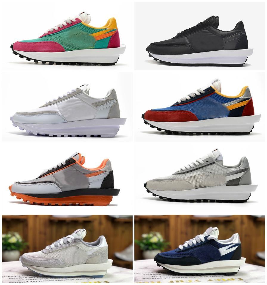 أعلى جودة 2021 الأصلي LDV الهراء daybreak رجل الأحذية الرياضية الأزياء السرية الهراء المتسابق الأسود الأبيض الثلاثي المدرب اسكواش tn أحذية رياضية