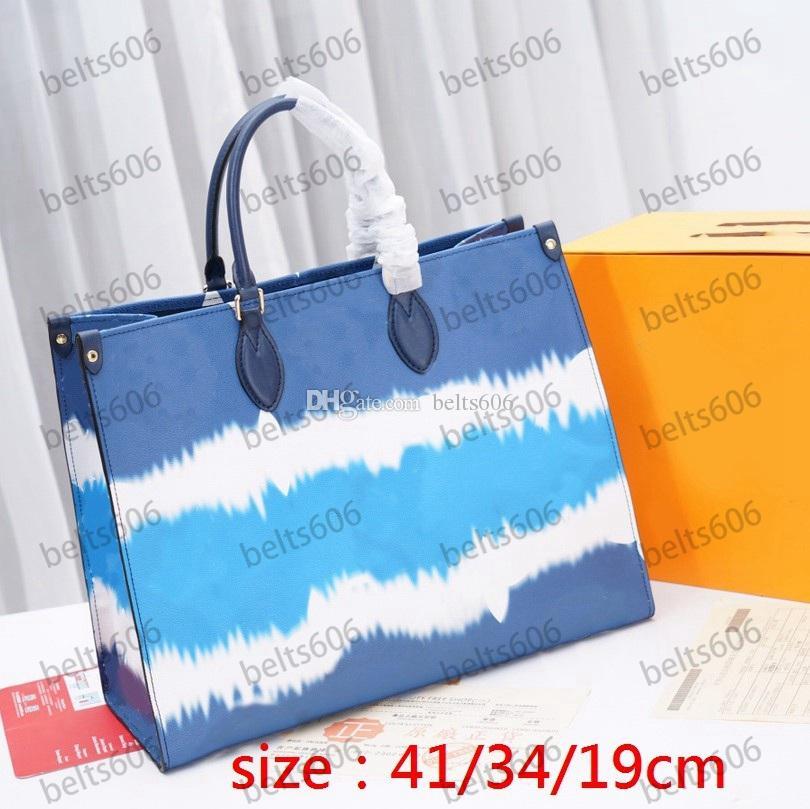 Shopping bags womens women bag sacchetto moda tempo libero multi-funzione fresco squisito 2021 whosale hotsale grande capacità vari stili e modello plaid fiori solidi