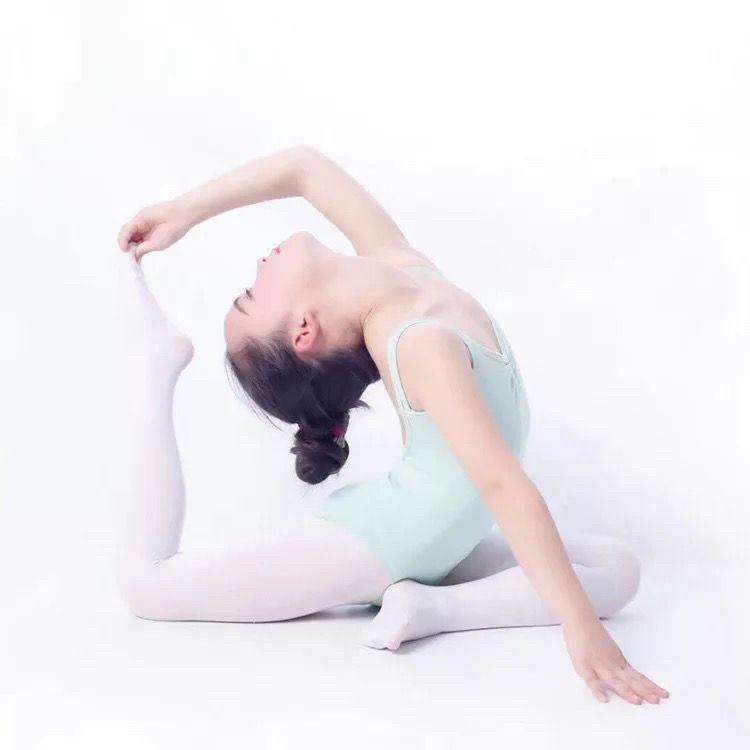 Spor Çorap 60D Moda Çıplak Siyah Beyaz Bale Dans Tayt Çocuk Naylon Tayt Kızlar Çocuk Külotlu Deliksiz