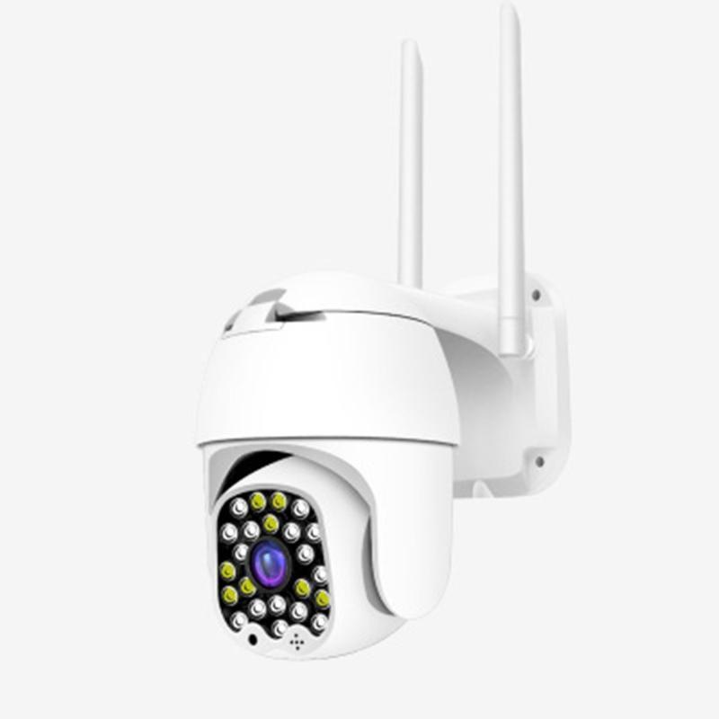 Videocamere Smart 1080P WiFi Outdoor Impermeabile Telecamera domestica Surveillance Surveillance Baby Monitor HD wireless