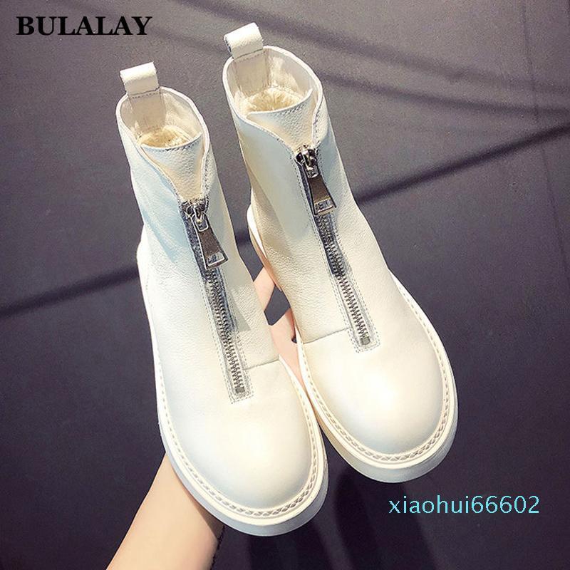 Winter Plus Velvet Woman Shoe Fashion Female Breathable