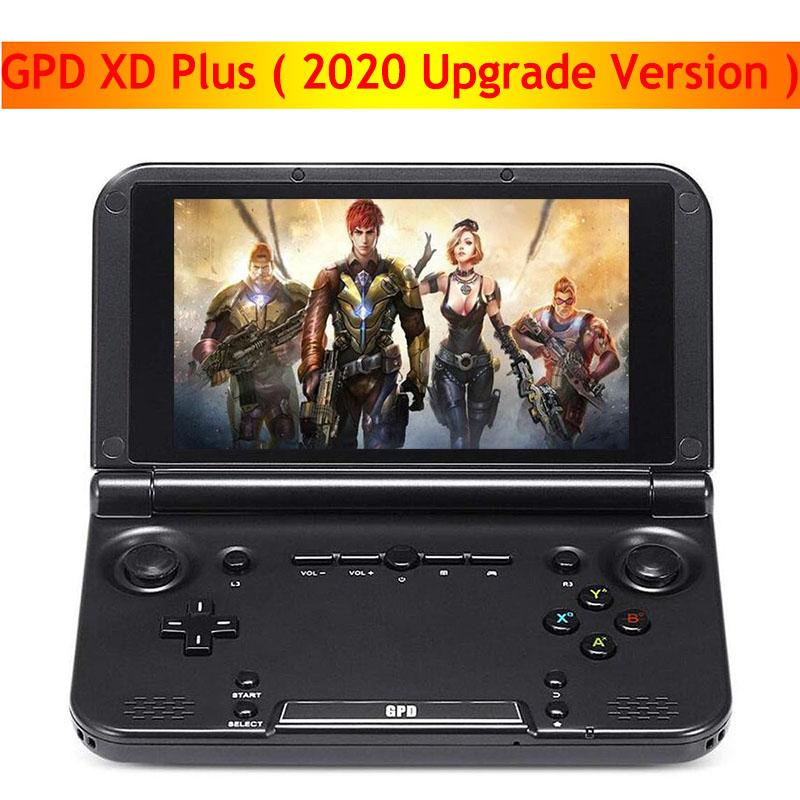 GPD XD Plus Handheld Game Player Portable Retro Game Console PS1 N64 ARCADE DC 5 Inch Screen Android CPU MTK Free Plug EU AU US