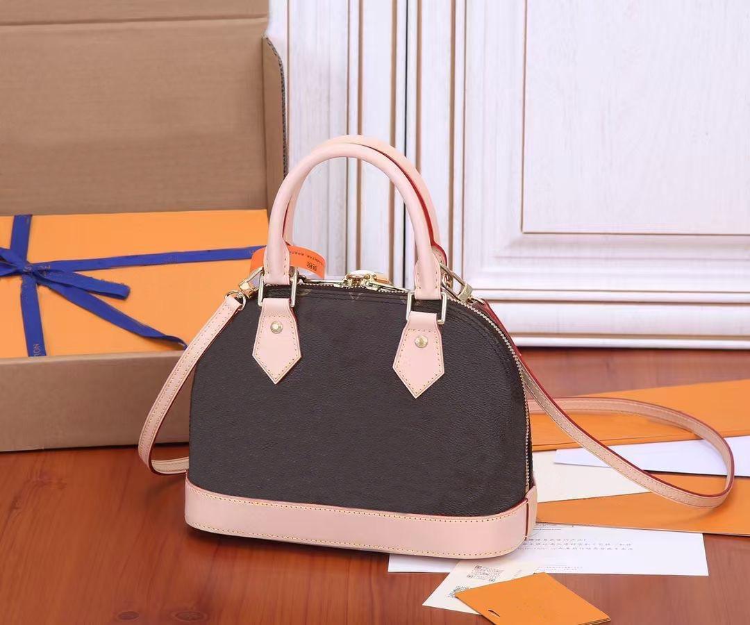 Lüks Tasarımcılar Çanta Alma BB Kabuk Çanta Kadın Patent Deri Çiçek Kabartmalı Omuz Tasarım Çantaları Kilit Ile Crossbody Çanta Lüks Çanta
