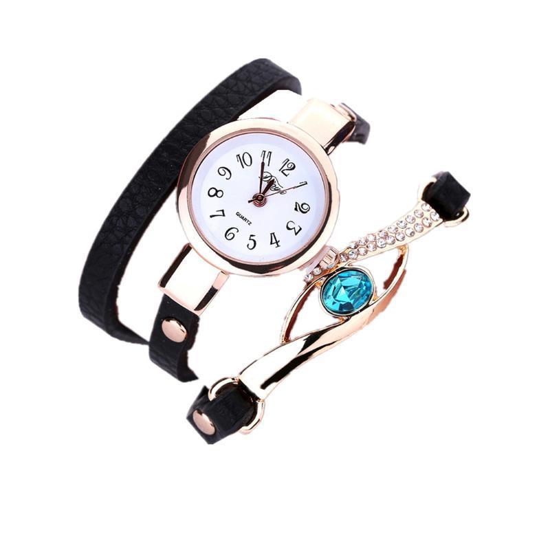 Moda Mulheres Assista Senhoras Rhinestone Hip Hop Quartz Watches Envoltório Em Quadrado Relógio Feminino Relogio Feminino relógios de pulso