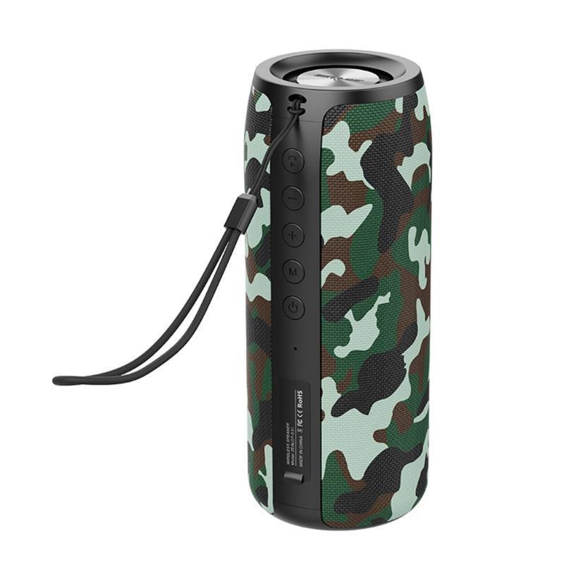 I lettori MP4 Potente altoparlante Bluetooth Bluetooth Bass Wireless Subwoofer Subwoofer Autory Sound Box Supporto TF, TWS, USB Flash Drive