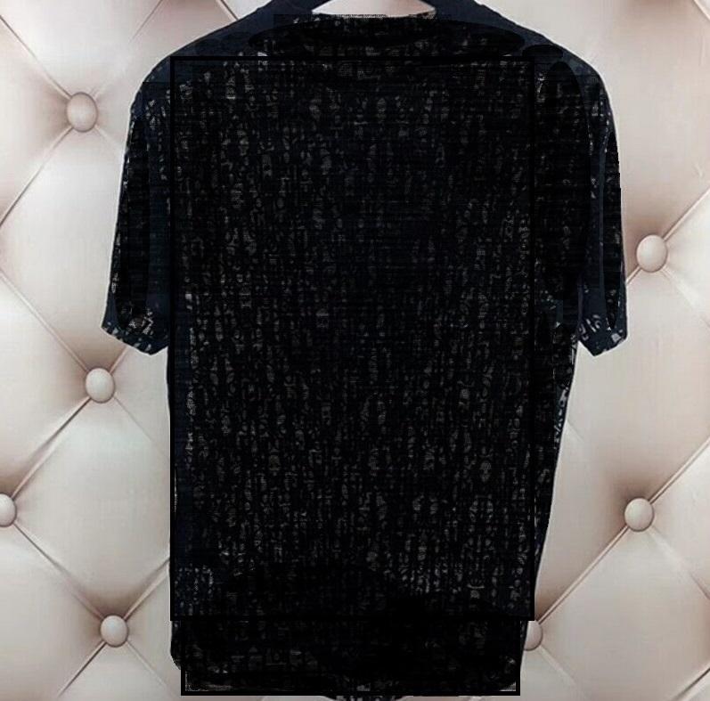 Blusa para mujer de moda para mujer camisa elegante volante blusas hueco hacia fuera hombre letra camisetas camiseta top streetwear casual damas camiseta hombres sexy fiesta club desgaste hip hop