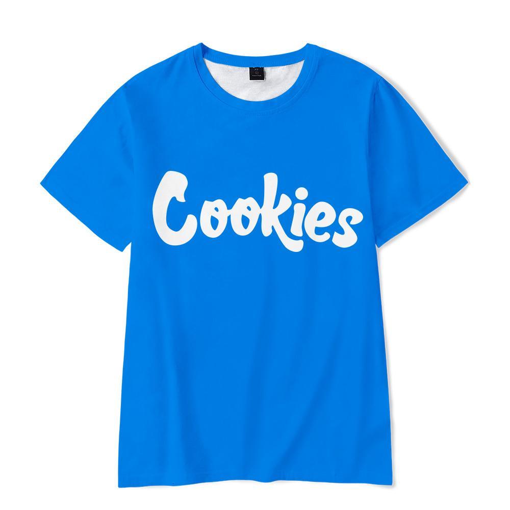 تي شيرت بايش جولة الرقبة القطن تخصيص تصميم cbd الكوكيز الخادم الغاب الأولاد runtz رجل قميص