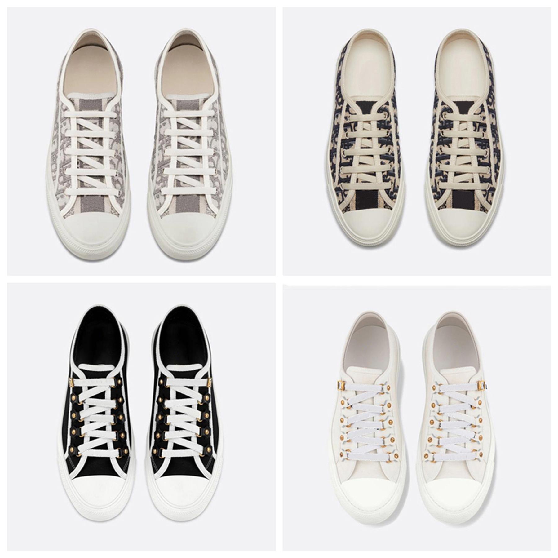 2021 Vender bem de alta qualidade Mulheres Sapatos Espadrilles Sneakers Imprimindo Caminhada Sneaker Bordado Plataforma de lona Sapato Meninas por Shoe02 02