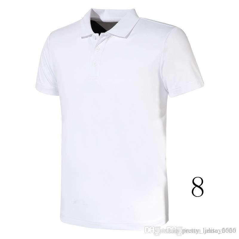 QaceeetsD834 Wasserdichte atmungsaktive Freizeit Sport Größe Kurzarm T-shirt Jesery Männer Frauen Solide Feuchtigkeit Dicking Thailand Qualität