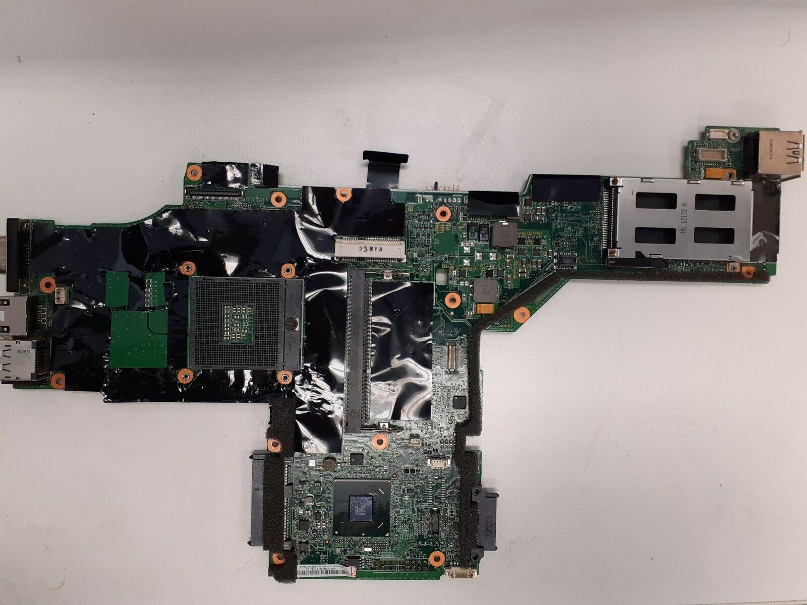 Laptop motherboard For LENOVO Thinkpad T420 63Y1989 NZM1I-6 Mainboard Core HM67 TESTED DDR3