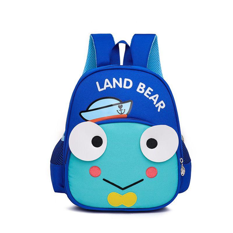 Escuela Bagschildren's Ocio Bag Small Rhinoceros Girl Bapa 1-3-6 años de edad de jardín de infancia