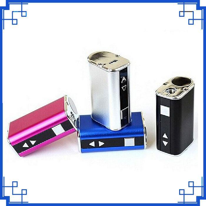 Üst Mini 10 W Pil Kutusu Mod Gerilim Ayarlanabilir Vape Kalem 1050mAh Piller Ile 510 İplik Yağ Kartuşları VS BELEEEEAH BORU BAGALARI BÜYÜK UPS FEDEX
