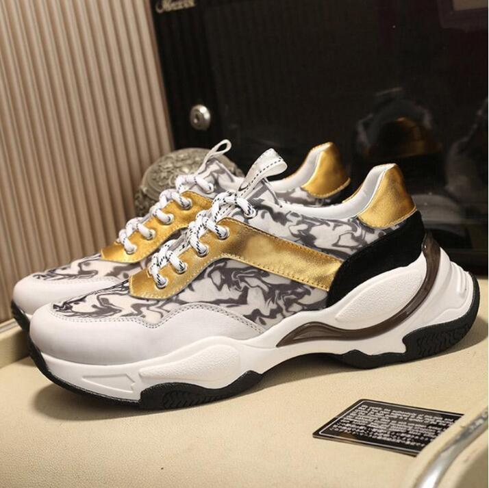 2021 مصمم النساء الرجال عارضة الأحذية إيطاليا العلامة التجارية ايس أحذية رياضية مطبوعة تنوعي بشكل كبير شعبية أزياء رواج