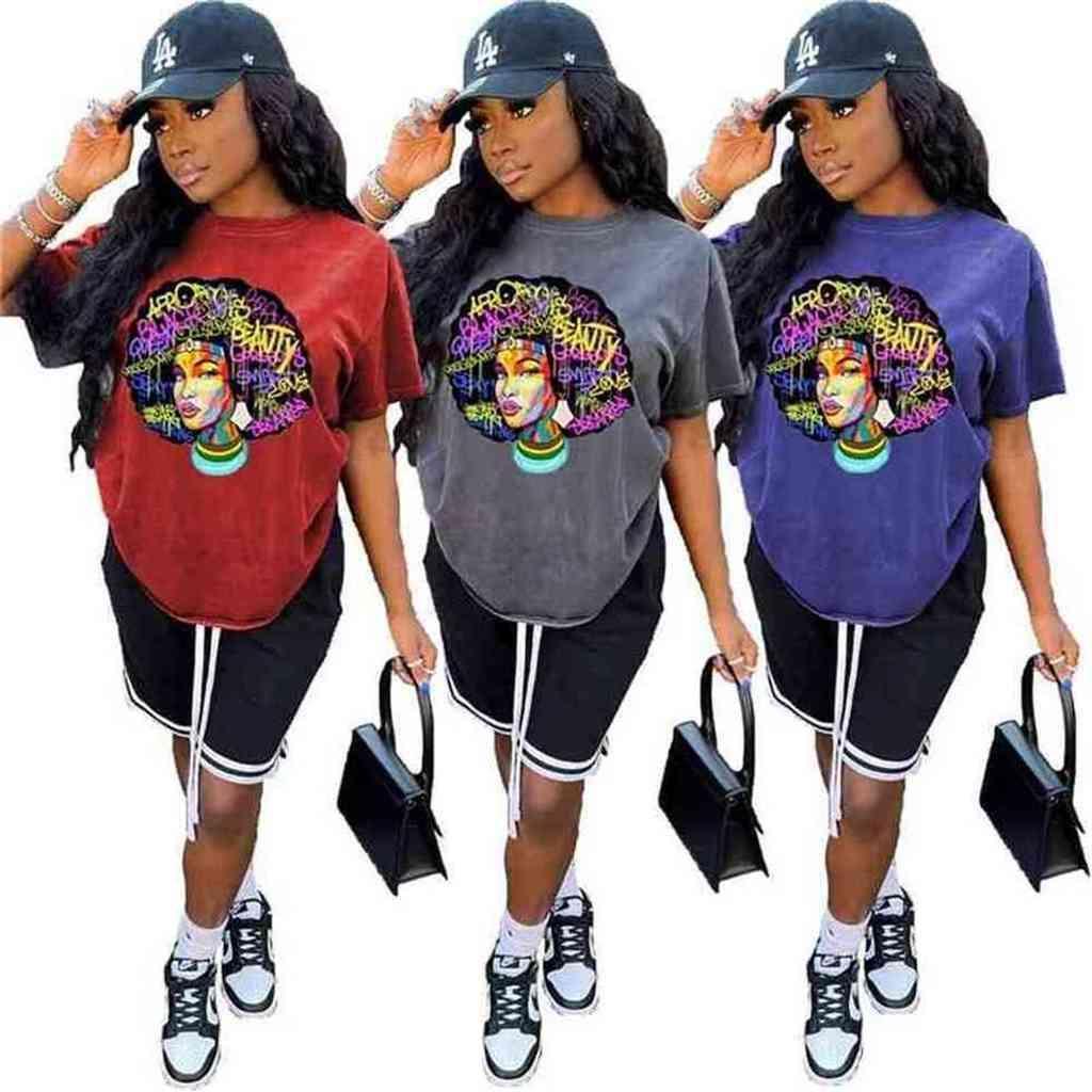 Kadın T-shirt Şort Setleri Spor Eşofmanları Iki Parçalı Giyim Yaz Eşofman Koşu Takımları Kısa Kollu Kıyafetler Sportwear Giysileri Satılık G51MMWB