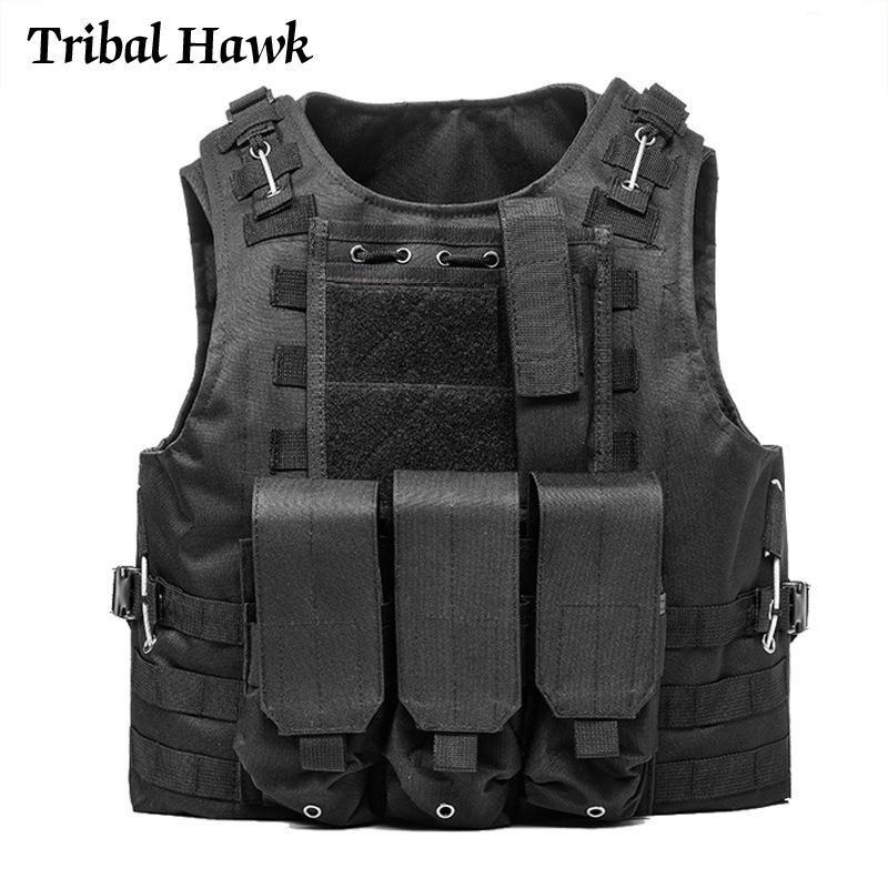 Caça jaquetas militar colete tático molle combate assalto ao ar livre cs tiro acampamento training roupas camuflagem