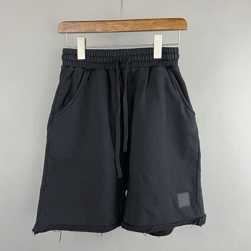 مصمم ملابس الصيف الترفيه جودة عالية القطن الرجال السراويل العصرية شاطئ السراويل للرضيات في الهواء الطلق الركض sweatpants
