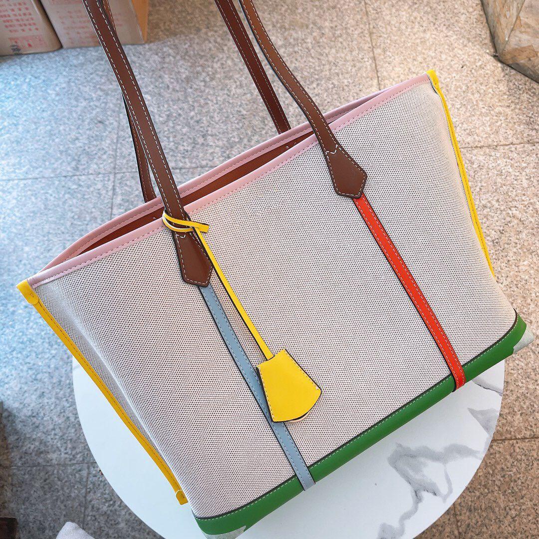 21FW مصمم حقيبة الكتف المرأة حقائب اليد الأزياء الكلاسيكية متعددة نمط حقيبة يد جودة عالية أكياس التسوق