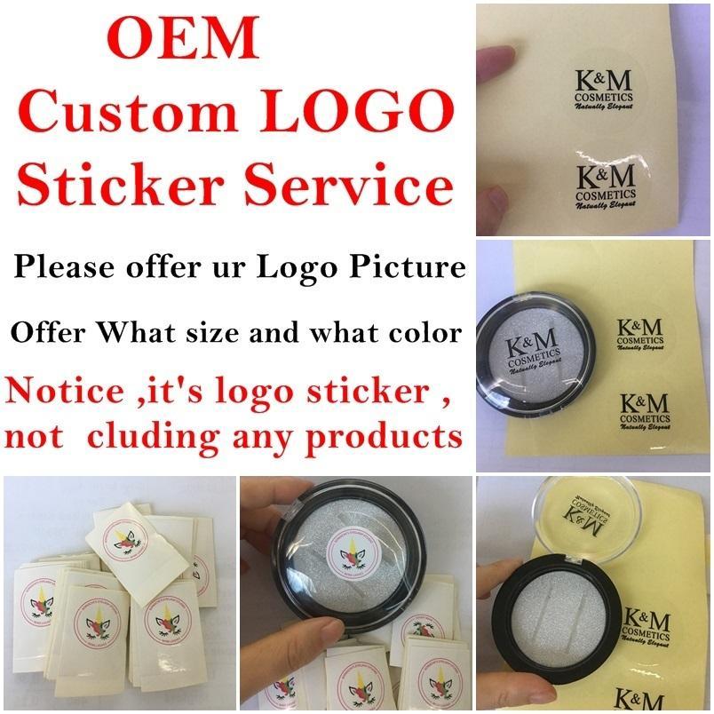 OEM Custom sticker service for custom's have own brand package like 3D mink eyelashe magnetic eyelashes and hair remover 's retail box MMX2
