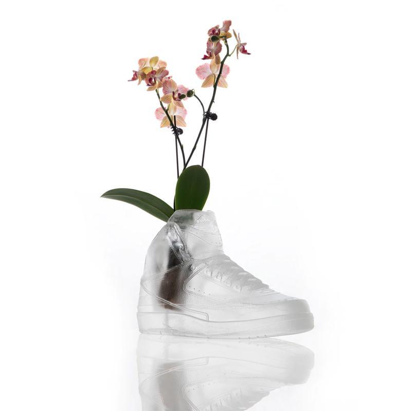 가정용 가구 유행 장식 물체 Mr.Flower 환상적인 핸들 케어 A2 신발 DIY 피규어 화병 제자 차고 키트 컬렉션 조각