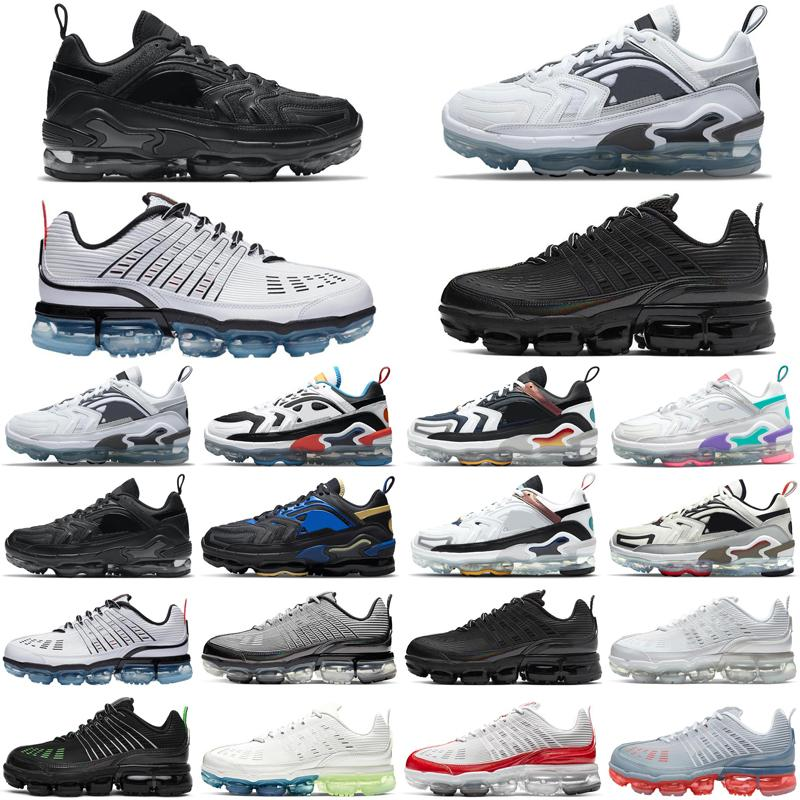 360 360s hombres mujeres zapatillas EVO Triple Negro Oreo Multicolor Hyper Uven Silver Metallic White Speed Speed Mens Trainers Deportes Sneakers Promotion