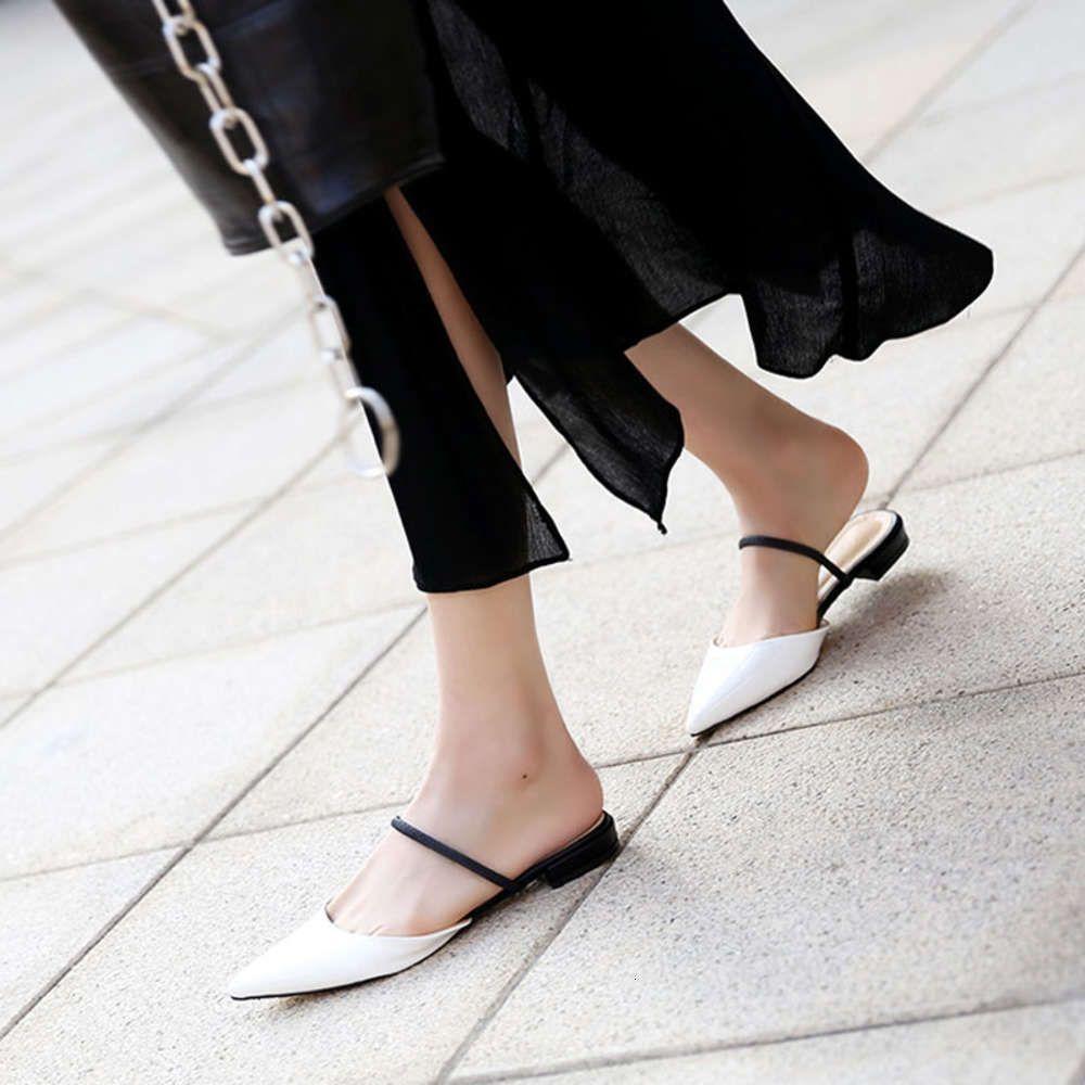 Ser plano femenino verano 2021 nariz fresco arrastrando niña mujeres medias zapatillas