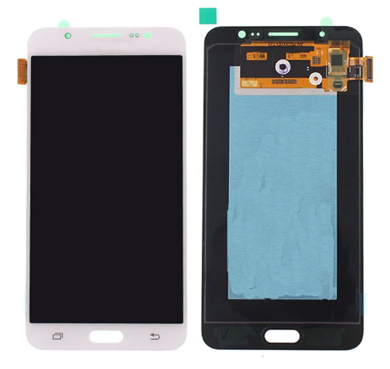 Factory Price Cell Phone Replacement Digitizer Assembly LCD For Galaxy J7 2016 J710 Pantalla Touch Screen Display