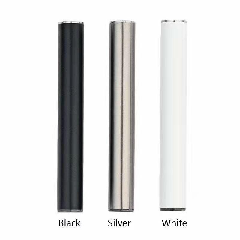 Preheat Vaporizer Vape Pen Battery 350mAh fit for 510 Thread Carts Cartrige G5 Batteries E Cigarettes Kits Vapor